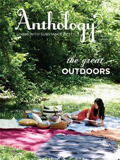 Anthology, Issue 4 - Summer 2011
