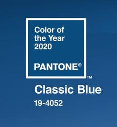 It's that time of the year again! The time that the Pantone Color of the Year for 2020 is released! What is the Pantone Color of the Year 2020? It's