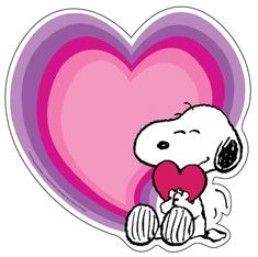 Peanuts® Valentine - Peanuts Valentine's Day Paper Kids Cut Outs can add creativity and fun to bulletin boards, hallwa - Snoopy Valentine, Valentine Day Love, Snoopy Love, Snoopy And Woodstock, Meu Amigo Charlie Brown, Eureka School, Valentines Day Bulletin Board, Charlie Brown Thanksgiving, Snoopy Pictures