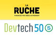 Campagne de financement participatif Devtech 50 - La Ruche