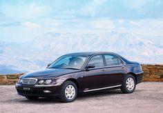 Rover 75 1998–2003