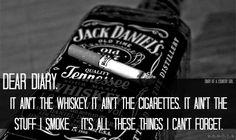 Gary Allan. It Ain't the Whiskey.