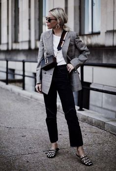 The Blazer You Absolutely Need This Fall | Be Daze Live