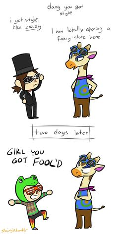 deception by ShinyVulpix So true...except Gracie is actually a guy (according to Japan)
