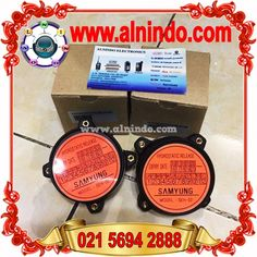 Samyung SEH 02 adalah Hydrostatics Release Unit (HRU) untuk standard EPIRB SAMYUNG SEP 500 dan SEP 406