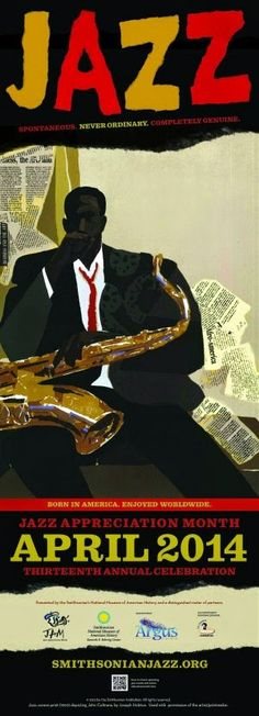 Learn Me Music: Jazz Month and International Jazz Day: Part One