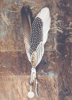 Bohemian Feather Bunches by SoulMakes-I loveee making these