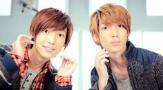 Jo twins Kwangmin and Youngmin Boyfriend Kpop, Love Boyfriend, Korean Entertainment, Starship Entertainment, Jo Youngmin, Japanese Song, Korean K Pop, Gangnam Style, Btob