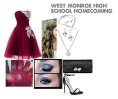 """""""West Monroe High School Homecoming"""" by amymcmahon32 on Polyvore featuring Boohoo, Heist, Forzieri and Jordan Askill"""