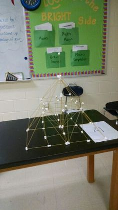 how to build a spaghetti tower with one marshmallow