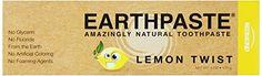 Redmond Earthpaste Toothpaste, Lemon Twist, 4 Ounce Redmond http://www.amazon.com/dp/B00BCQ2TOG/ref=cm_sw_r_pi_dp_PCMMub11SNYP5