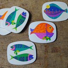 These vintage Worcester Ware fish coasters have just been listed on our webshop - link in bio if interested! . . . . #tuesdayvintagetreasure #forsale #hisforhome #vintage #homewares #collectables #vintagetrader #vintagetraders #vintageseller #vintagedealer #vintageshop #vintageshopping #vintageshopUK #vintagebusiness #vintagelove #vintagestyle #myvintagecollection #indiebiz #indiebusiness #midcentury #midcenturymodern #interiors #interiordecoration #decor #Worcesterware #fish #fishes