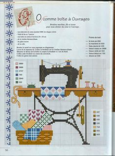ru / Фото - Martine Rigeade - Point de croix du A - Secunda Cross Stitch Boards, Cross Stitch Love, Cross Stitch Needles, Cross Stitch Samplers, Counted Cross Stitch Patterns, Cross Stitch Designs, Cross Stitching, Cross Stitch Embroidery, Embroidery Patterns