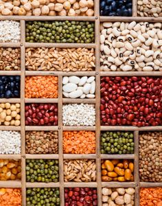 Beans & Legumes are the best source of fiber of any food.  They help to stabilize blood sugar while keeping you regular. They are high in potassium. If you have an under active thyroid, soy  it could cause you to gain weight.