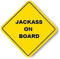 You Are a Jackass - Bing Images
