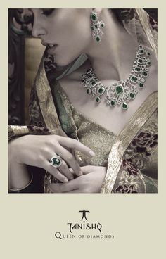 Tanishq Queen of Diamonds by Sharon Nayak