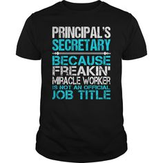awesome   Awesome Tee For Principal'S Secretary -  Discount Hot Check more at http://tshirtslucky.com/camping/best-name-for-t-shirt-awesome-tee-for-principals-secretary-discount-hot.html