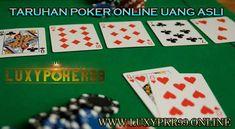 Main taruhan judi di agen poker online deposit 10rb terbaru yakni luxypoker99 yang sudah terpercaya menjadi agen poker online indonesia dengan minimal deposi 10rb.