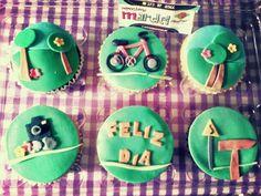 Cupcakes Mountain