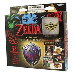 The Legend of Zelda Collector Box