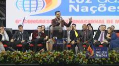Pr Yossef Akiva - Congresso da A.M.E. Luz das Nações 2014