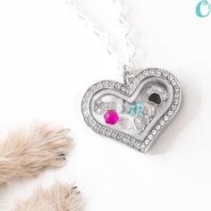 We love our furbabies!  Give her a gift that symbolizes the love/bond between Mom and her furbaby.  carolandalexaslockets.origamiowl.com