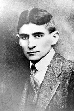 Franz Kafka as teenager