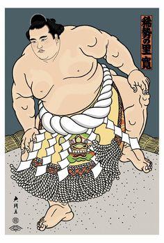 世界の稀勢の里!ベネチアの世界遺産で美術コラボ展 #相撲 #稀勢の里 #Art