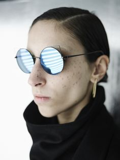 MATTHEW WILLIANSON X LINDA FARROW SUNGLASSES — 44store
