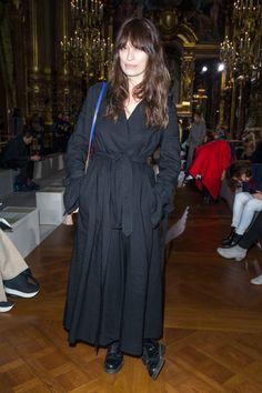Paris Fashion Week: El 'front row'