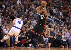 New York Knicks vs. Toronto Raptors - 2/27/17 NBA Pick, Odds, and Prediction