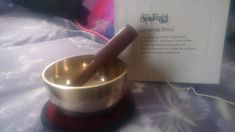 Mandy's Reiki - Singing Bowl :-)