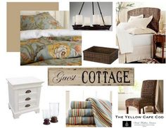 Guest Cottage inspiration