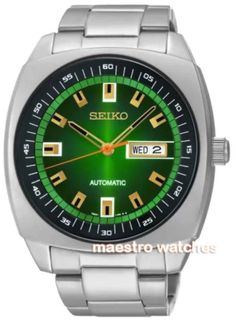 A new retro watch by Seiko.