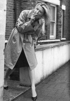 Cate Blanchett black and white