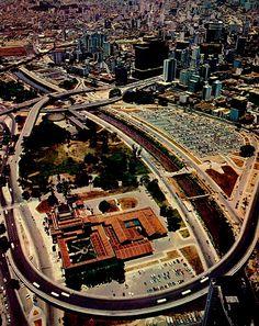 Fotografias de São Paulo em 1971