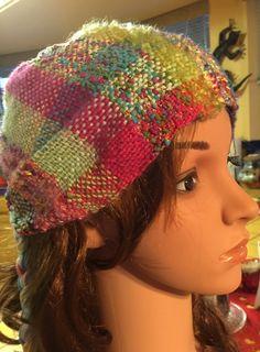 Saori-Woven Hats