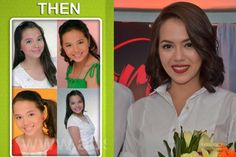 This is the pretty Julia Montes being shown from a child actress in 2001 to being a grown-up Kapamilya, Star Magic talent, and proud alumna of Goin' Bulilit. Indeed, Julia M. is another of my favourite Kapamilyas, Star Magic talents, and Goin' Bulilit alumni. #JuliaMontes #GoinBulilit #GoinBulilitGraduates