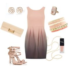 """""""summer wedding guest"""" by kalimna-kane on Polyvore"""