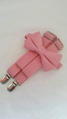 Pink Suspenders and Pink Bow Tie Sizes Infant-Adult. Perfect for a Wedding, Prom, Photo Shoot, or Quinceanera. Free Fabric Sample Available. Pink Suspenders, Groomsmen Suspenders, Groom And Groomsmen, Free Fabric Samples, Free Fabric Swatches, Chambelanes, Ring Bearer Outfit, Pink Bow Tie