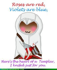 Oh, geeky valentines....