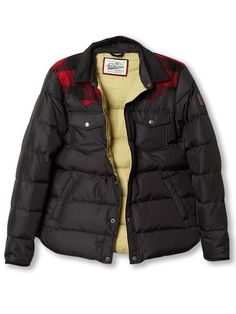 This Penfield Jacket w/ Buffalo Plaid.