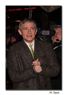 Martin Freeman (That guy in the back...)