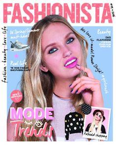 Proefabonnement: 3x Fashionista € 10,-: Fashionista: iedere vier weken de laatste DIY-tips, budget mode, fashion en beauty nieuws en nog veel meer! Neem nu een proefabonnement!