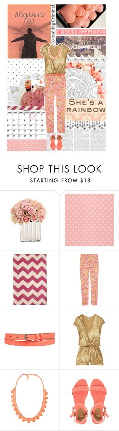 """""""Happy Birthday! ♥"""" by sssdmr ❤ liked on Polyvore featuring Calypso St. Barth, Erdem, ALPHA, WALL, Charlotte Olympia, Witchery, Haute Hippie, See by Chloé, Tom Binns and Ladurée"""