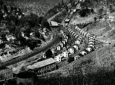 Old Kentucky coal town.