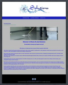 RRG Solutions - Designed & Maintained by HB WEB