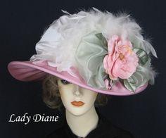 Victorian Tea Hat_Lady Diane