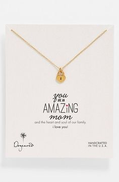 'you are an amazing mom - and the heart and soul of our family - i love you'