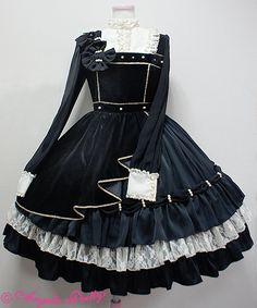 Angelic Pretty | Soiree Doll OP